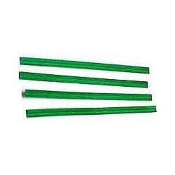 Green Twist Ties