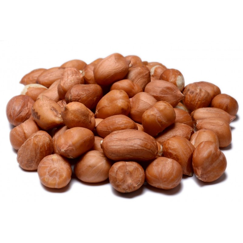 Peanuts Redskin Raw