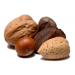 Mixed Nuts in Shell