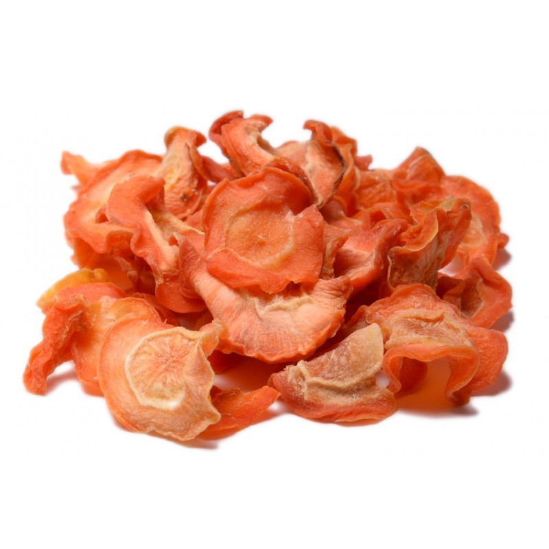 Dried Sliced Carrots
