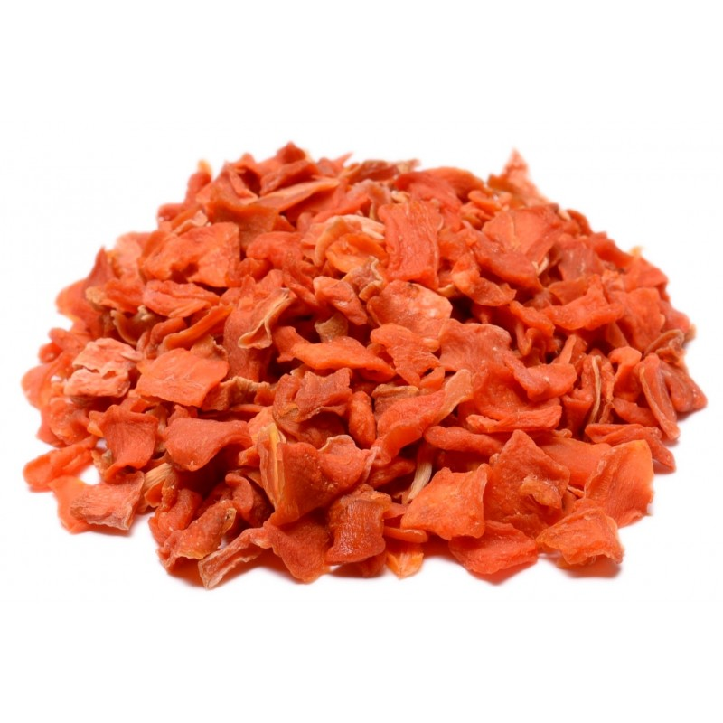 Dried Diced Carrots