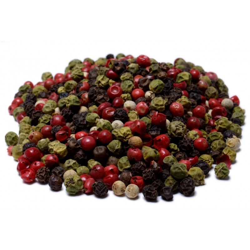 Assorted Peppercorns Spice