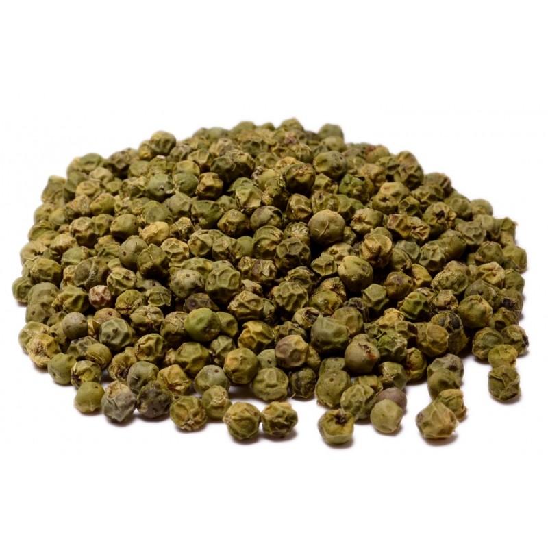 Whole Green Peppercorn Spice