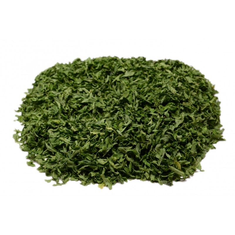 Dried Parsley Flat