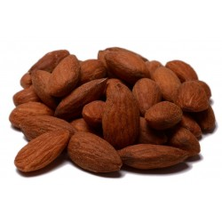 No Salt Roasted Almonds