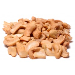 Cashew Pieces Roasted and Salted
