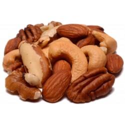 Roasted Assorted Nuts No Salt