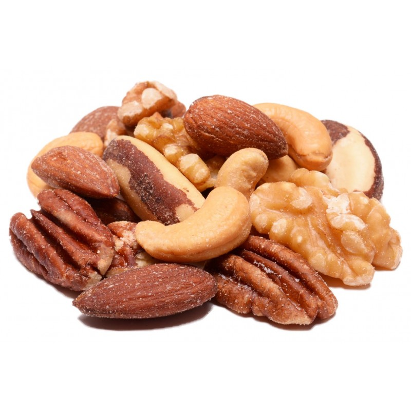 Deluxe Mixed Nuts Roasted and Salted