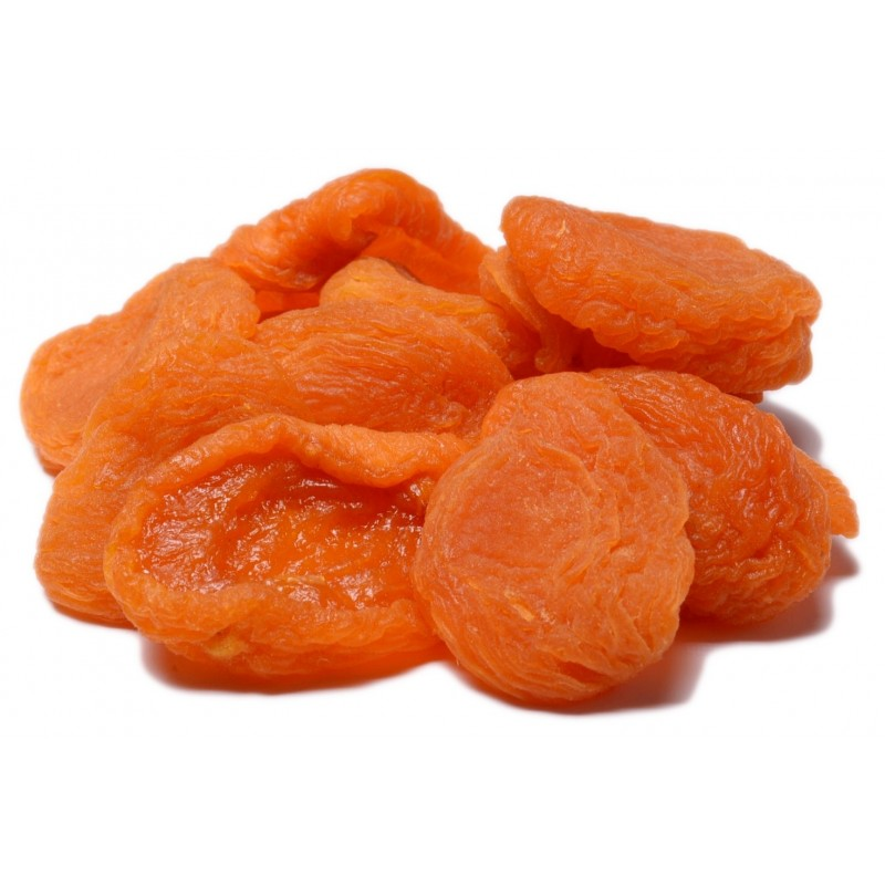 Apricot Halves Sulfured