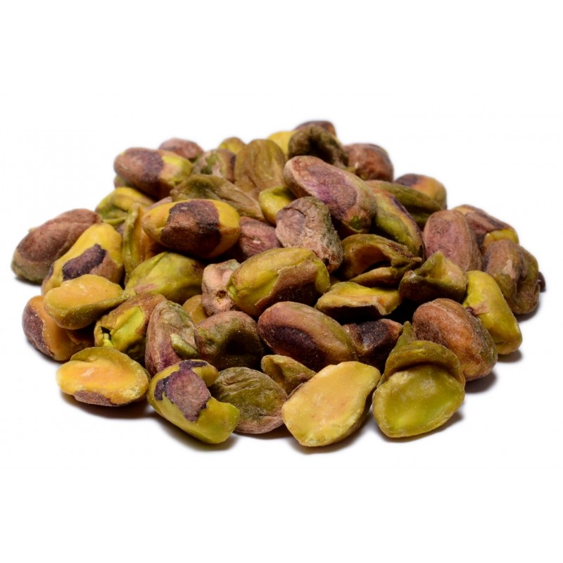 Pistachio Meats Roasted and Salted