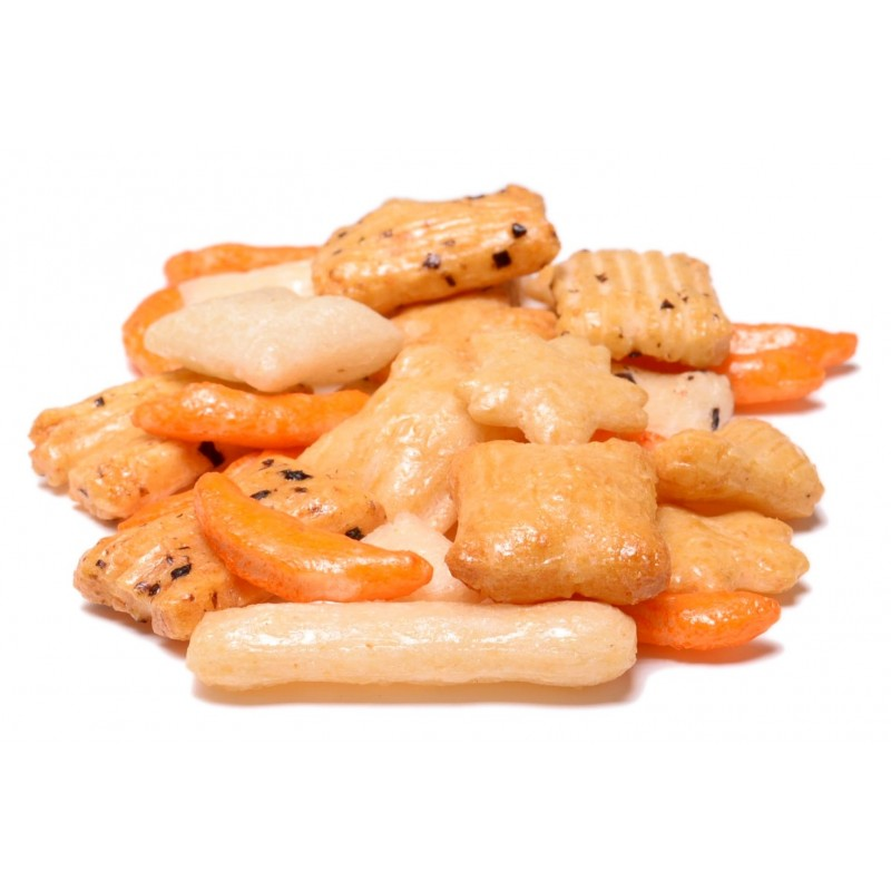 Rice Crackers Samurai