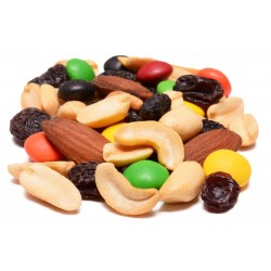 Colorful Rainbow Trail Mix