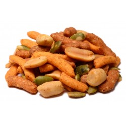 Spicy Hot Snacking Mix