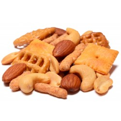 Cheddar Nutty Snack Mix