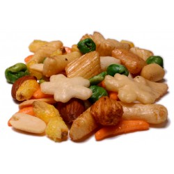 Oriental Asian Snack Mix
