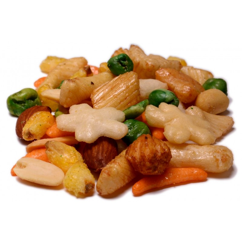 Oriental Asian Snack Mix