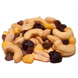 Sweet and Salty Crunchy Trail Mix