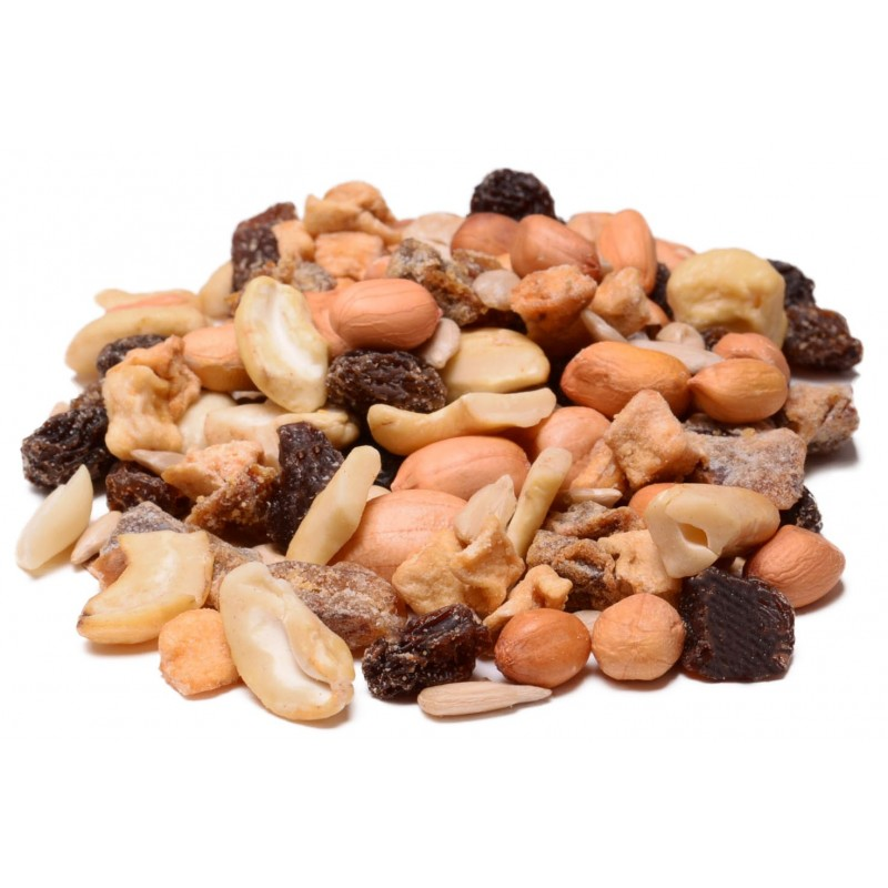 Raw Trail Mix Snack