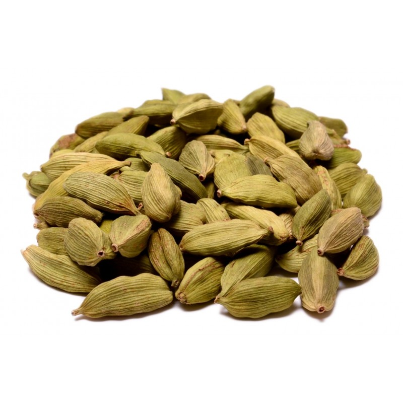 Cardamom Whole Green Pods