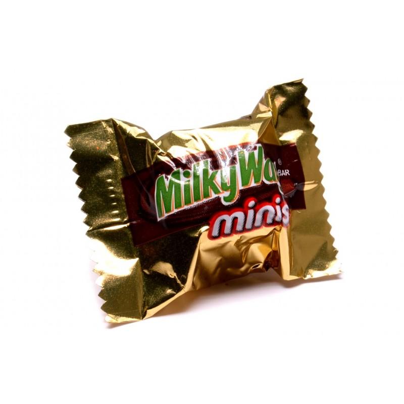 Milky Way Miniatures Candy Bar