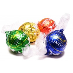 Festive Truffles Mix Lindor