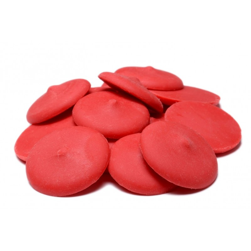 Red Melting Wafers