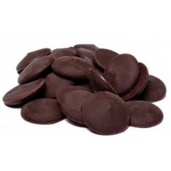 Dark Chocolate Melting Wafers