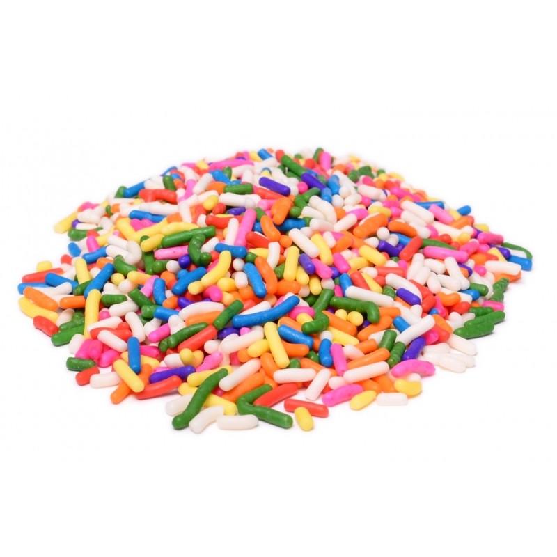 Assorted Rainbow Sprinkles