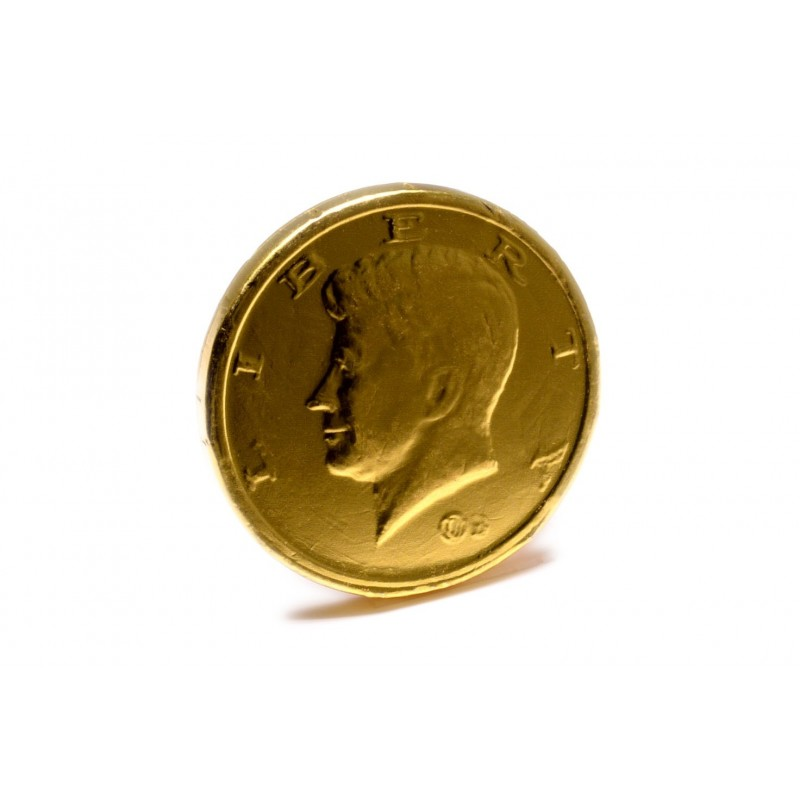 Large Chocolate Gold Coins