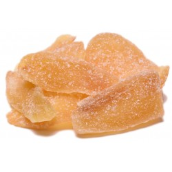 Ginger Candied