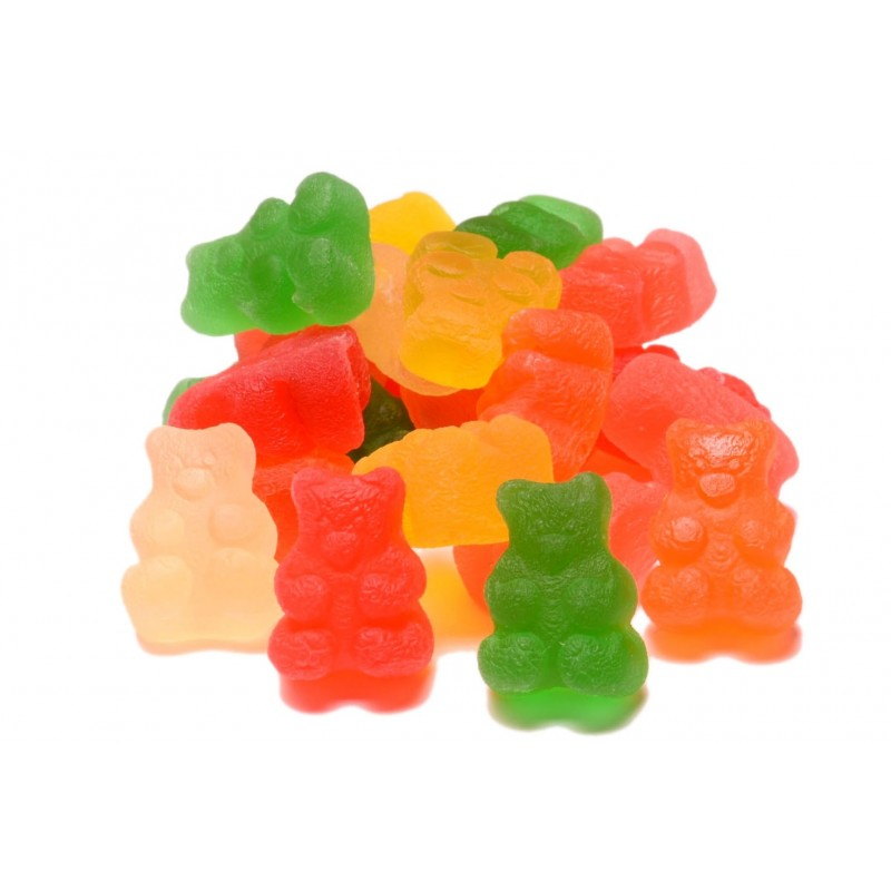 Assorted Color Gummy Bears
