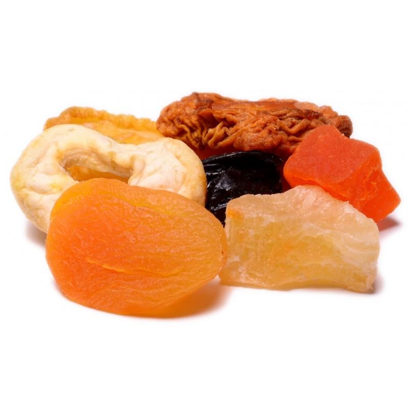 Mixed Fruit Sulfured