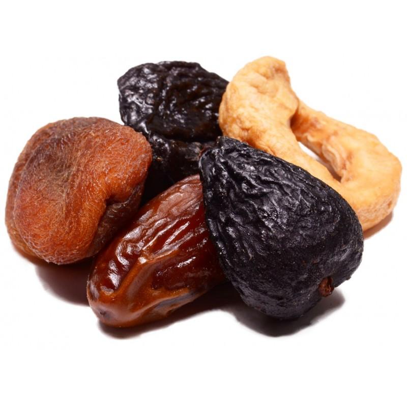 Mixed Fruit Unsulfured