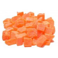 Papaya Diced Dried