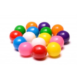 Assorted Junior Giant Gumballs