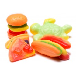 Gummi Lunch Snack