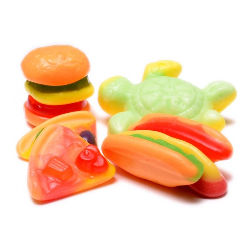 Gummi Lunch Snack