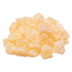 Pineapple Diced Dried