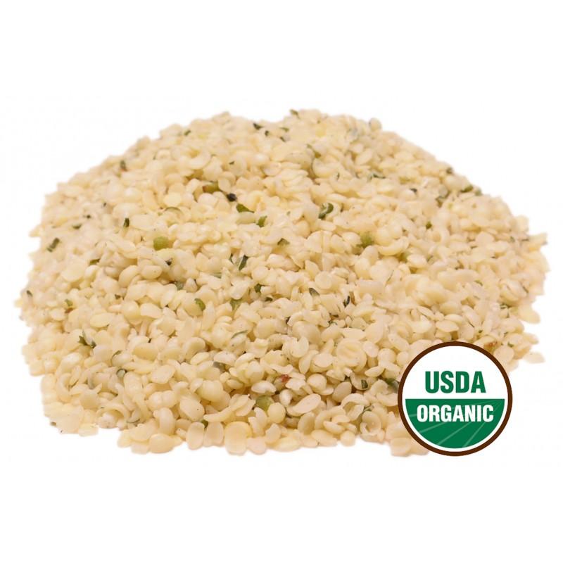 Hemp Seeds Hulled Organic