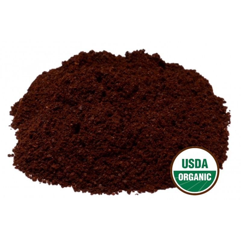 Low Acidity Ground Coffee Organic